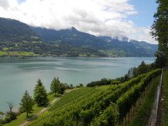 Randonnée en Suisse: Le Walensee