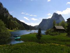 Randonnée en Suisse: le Grammont