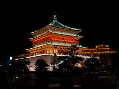 La ville de Xi'an et ses guerriers de terre cuite