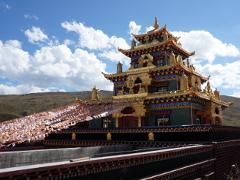 L'ouest du Sichuan, une véritable impression de Tibet