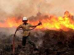haze en indonésie