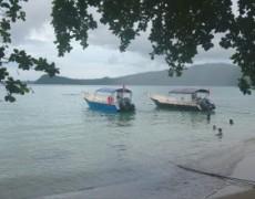 Dive master à Pulau we (sumatra)