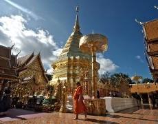 Découverte de Chiang Mai: Doi Suthep et Wat Pha Lad