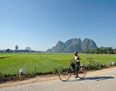 Hpa-An: une région magique au sud-est de la Birmanie