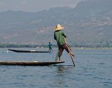 Birmanie: Decouverte du lac Inle à Velo