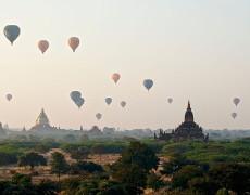 Bagan : les plus beaux levers et couchers de soleil en Birmanie