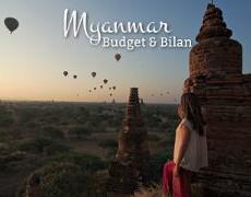 Birmanie : Itineraire, Budget et Bilan